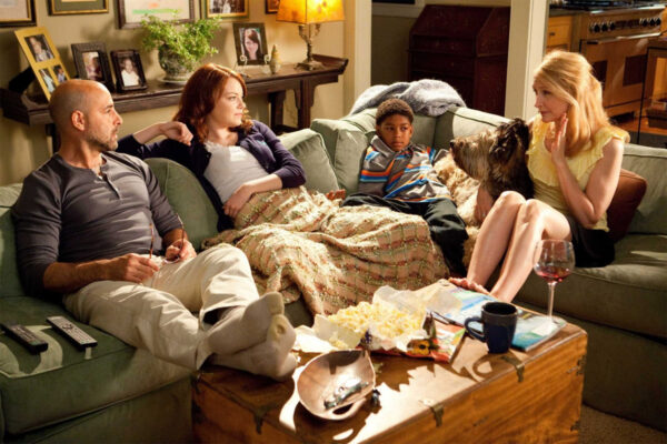 Movies With Feel Good Families