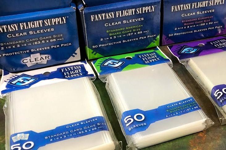 Fantasy Flight Sleeves
