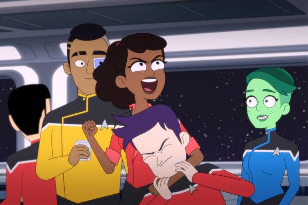 Star Trek Lower Decks: Bridging the NuTrek Gap