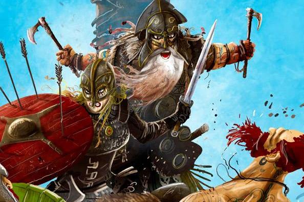 Raiders of the North Sea Round 2